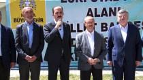 UĞUR İBRAHIM ALTAY - Millet Bahçesi İçin İlk Yıkım Konya'da Başladı