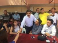 GEBIZ - Milletvekili Adayı Çelik Açıklaması'24 Haziran Tarihi Fırsattır'