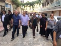 AYRIMCILIK - Miroğlu Hükumetin Yatırımlarını Mardinlilere Aktarıyor