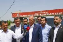 İNFAZ KORUMA - Muharrem İnce Açıklaması 'Enis Berberoğlu Tutuklu Değil Rehinedir'