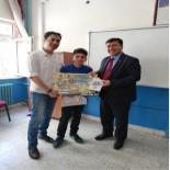 KARNE HEDİYESİ - Öğrencilere Karne Hediyesi PTT'den