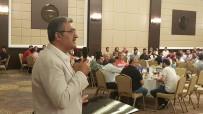 SERBEST BÖLGE - Recep Konuk Açıklaması 'Referans Şehir Karaman'ı Birlikte İnşa Edeceğiz'