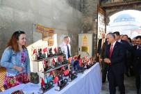 MINYATÜR - Sivas'ta Geleneksel El Sanatları Sergisi Açıldı