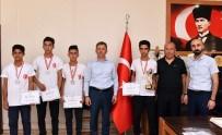 Spor Tırmanışında Osmaniye Takımı Türkiye 2.'Si Oldu