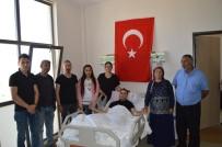 HÜSEYIN YÜKSEL - Tunceli Gazisi Mustafa Deniz, Memleketi Besni'ye Getirildi