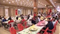MUSUL - Türk Kızılayı Musul'da İftar Verdi