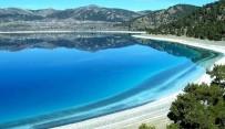 TARIM İLACI - Türkiye'nin Doğa Cenneti Salda Gölü'nde 30 Bin Kişilik Festivale İzin Çıkmadı