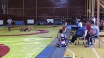 GÜREŞ TAKIMI - Yıldız Milli Güreşçilerin Bolu Kampı
