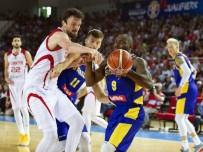 DOĞUŞ - 2019 FIBA Basketbol Dünya Kupası Elemeleri Açıklaması Türkiye Açıklaması 77 - İsveç Açıklaması 52