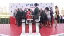 AHMET EŞREF FAKıBABA - 92. Gazi Koşusu'nu 'Hep Beraber' Kazandı