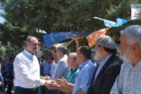 DERYA BAKBAK - Adalet Bakanı Gül'den Nurdağı'na Teşekkür Ziyareti