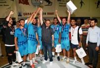 AK Çanakkale İl Gençlik Kolları'nın Futsal Turnuvası Sona Erdi