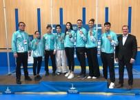 OLIMPIYAT OYUNLARı - Akdeniz Olimpiyatları'nda Tekvandocular 7'Da 6 Yaptı