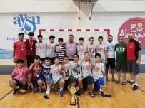 HENTBOL - Altınözülü Hentbolcular Türkiye Şampiyonu Oldu