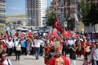 İHSAN KARA - Ankara'da Dedeler Ve Nenelerden 12. Bahar Yürüyüşü