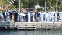LOZAN ANTLAŞMASı - Antalya'da 1 Temmuz Denizcilik Ve Kabotaj Bayramı Kutlamaları