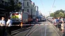 SULTANAHMET - Arıza Tramvay Seferlerini Aksattı