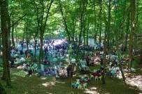BELGRAD ORMANı - Bağcılar'da Piknik Sezonu Başladı