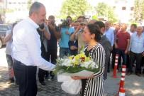 ABDÜLHAMİT GÜL - Bakan Gül'den Arabanlılara 24 Haziran Teşekkürü