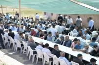 GÜZELYAYLA - Bakan Tüfenkci'den Şehidin Ailesine Taziye Ziyareti