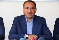 Bekir Bozdağ'dan 'Kimyasal Hadım' Açıklaması
