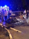 GÜNDOĞDU - Bingöl'de Trafik Kazası Açıklaması 4 Yaralı