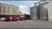 Bursa'da Buğday Silosuna Düşen İşçi Öldü