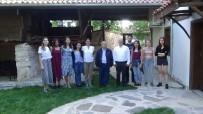 YAŞAM ŞARTLARI - Çavdarhisar'da 'Arkeoloji Ve Sosyal Çevre Etiği Okulu' Açıldı