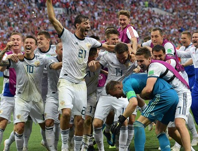 FIFA'dan Rusya'yı şoke eden hareket