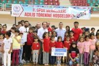 SEYRANTEPE - Diyarbakır'da Yaz Spor Okulları Açıldı