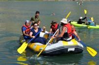 KANO - Doğa Severler Terörden Temizlenen Sat Göllerinde Şenlik Düzenlediler