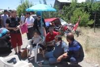 SEYFULLAH - Elazığ'da Trafik Kazası Açıklaması 9 Yaralı