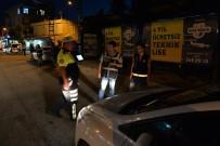 DÖNER BIÇAĞI - Emniyet Müdürü Şüphelendi Sürücüden Skunk Maddesi Çıktı