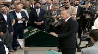 İSTANBUL EMNIYET MÜDÜRÜ - Erdoğan cenaze töreninde açıkladı!