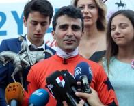 AHMET ÇELIK - Gazi Koşusu Kazananı Ahmet Çelik Açıklaması 'Herkese Nasip Olmaz'