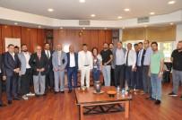 GAZIANTEPSPOR - Gaziantepspor'da Hasan Şahin Yeniden Başkan