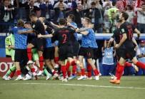 LUKA MODRIC - Hırvatistan çeyrek finalde