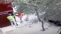 TEKSTİL MALZEMESİ - İşçi Yelekli Hırsızlar 6 Bin Liralık Kumaş Çaldı