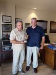 KAYYUM - Kayyum Atanan Yabancı Sermayeli Şirkete Ukrayna Büyükelçisi'nden Ziyaret