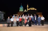 TÜRKIYE YAZARLAR BIRLIĞI - Konya, 8. Mevlana Şiir Şöleninde Şiire Doydu