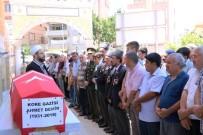 ASKERİ TÖREN - Kore Gazisi Doğduğu Gün Vefat Etti