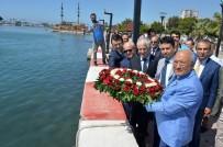 DENİZ TAŞIMACILIĞI - Mersin'de 1 Temmuz Denizcilik Ve Kabotaj Bayramı Kutlandı