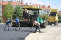 KAZıM KURT - Odunpazarı Belediyesinden Yol Yapım Ve Onarım Çalışmaları