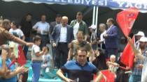 ÜNİVERSİTE SINAVI - Sultangazi Belediyesi 8'İnci Geleneksel Yağlı Güreşleri Başladı