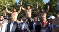 SULTANGAZİ BELEDİYESİ - Sultangazi'de Başpehlivanı Abdullah Güngör Oldu