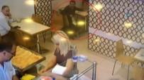 CÜZDAN - Telefon Hırsızı Güvenlik Kamerasına Yakalandı
