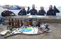 DIŞ MACUNU - TURMEPA, 1 Temmuz'da Deniz Dibi Temizliği Yaptı