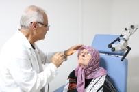 SAĞLIK TARAMASI - Yaşlılar Sağlık Taraması İçin Tıp Merkezi'nde