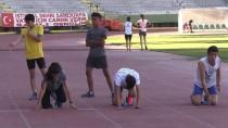 MERVE AYDIN - Yaz Kursunda Başladığı Atletizmde Hedefi Büyük