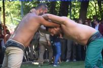AHMET ÇAKıR - Yeşilyurt'ta Karakucak Güreşleri Coşkusu